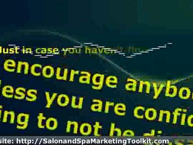 Salon Marketing Business Plan