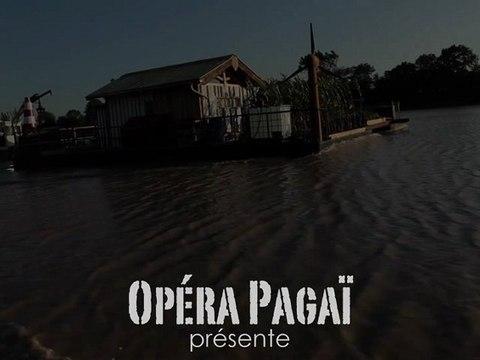 La Maison sur l'Eau par Opéra Pagaï