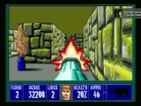 Classic Game Room - WOLFENSTEIN 3D for PS3 review