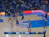 ACB - Barcelona Regal/Valencia Basket : 76-81