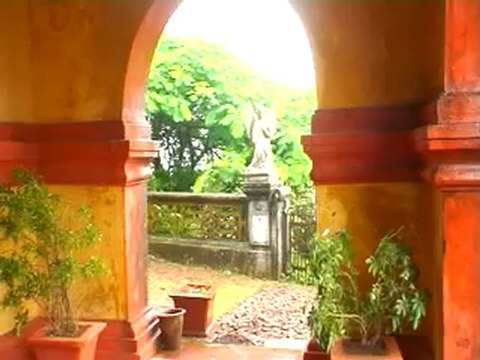 Sinquerim Chapel, Goa