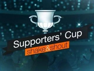 Avec l'application Supporters' Cup : Vivez l'UEFA EURO 2012TM comme jamais