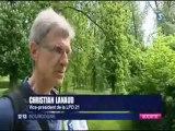 JT 12-13 France 3 Bourgogne : La Chartreuse en Refuge LPO