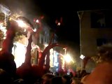 Sol Y Fiesta 2012 à Leucate Village - Cie Off spectacle : Les girafes