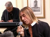 Rencontre avec Iggy Pop au Bristol.
