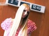 As If Magazine Photoshoot in NY with Hofit Golan | FashionTV