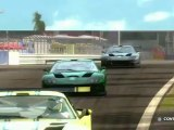 Classic Game Room - FERRARI CHALLENGE for PS3 review pt1