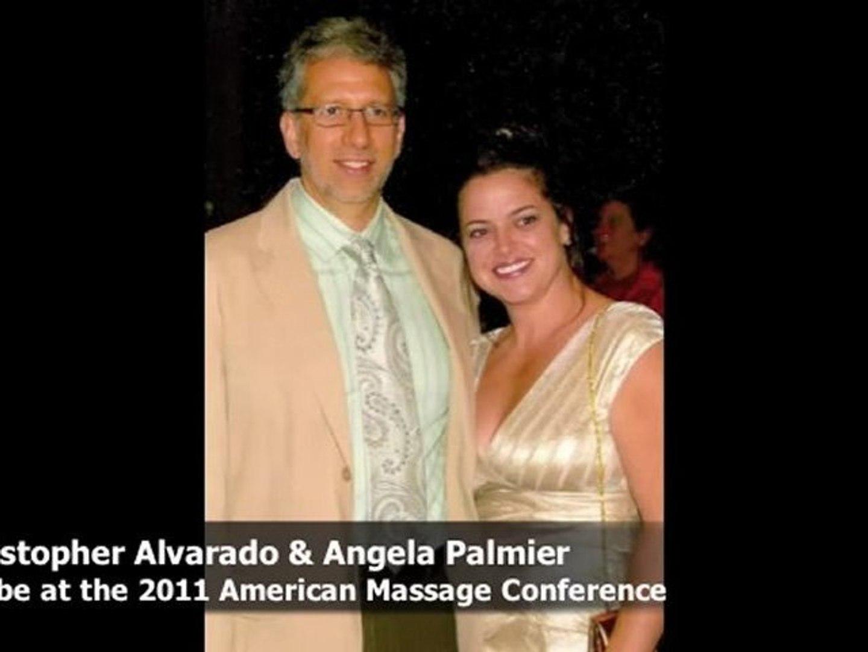 Angela Alvarado education skills for the massage therapist with christopher