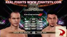 Dave Herman vs Roy Nelson fight video