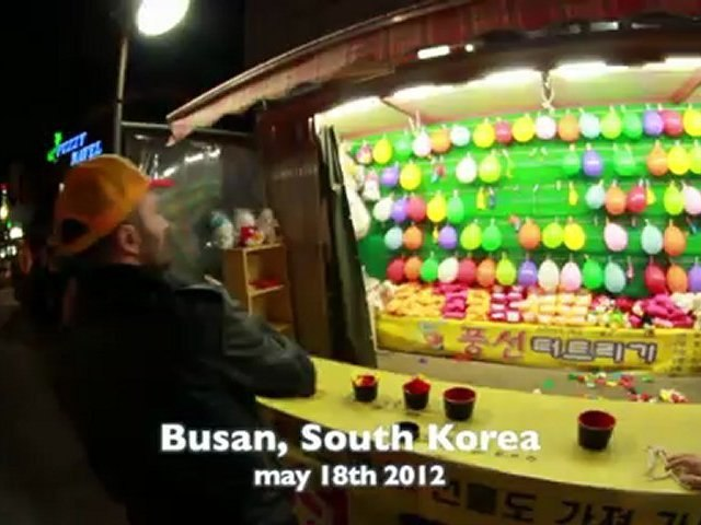 MAKE THE GIRL DANCE on tour 2012 Episode 2 (South Korea, Turkey, Poland, France, Switzerland...)