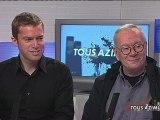 Marcel Philippot et Jérémy Bâle dans Tous Azimuts (1)