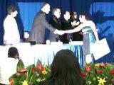 Entrega de titulos Ciencias Jurídicas UCA 2012 - seminario 02-2011