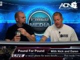 Strikeforce Daniel Cormier to UFC, Braulio Estima vs  Nick Diaz Super fight
