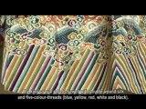 Góc cuộc sống: Gìn giữ nghề thêu trang phục cung đình