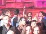 David Guetta aux platines pour la soirée «Fuck me I'm famous» au Gotha à Cannes