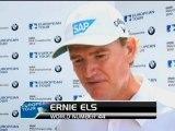 """Tour Européen - Els : """"Un bon premier tour"""""""