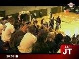 Basket Pro B : Aix Maurienne Savoie - Fos sur Mer (84 à 75)