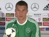 Lukas Podolski - Gegen Portugal muss der Baum brennen!