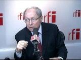 Jean Peyrelevade, ancien président du Crédit Lyonnais, président de Léonardo & co, soutien du Modem