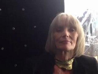 Interview d'Edith Scob pour le film « Holy Motors »