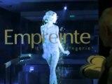 Hologramme Mannequin (Empreinte, l'Atelier lingerie @ Paris)