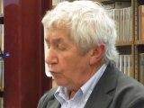 "Claude Aufaure lit Lionel-Edouard Martin (extrait ""Bidon Cinq"")"