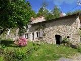 Limoges nord maison en pierre 200m² 3 chambres garage terrain