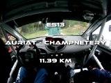 Notargiacomo Johan & Delon Marine / Rallye du Limousin 2012 CFR Junior Twingo R1 ES13