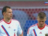 Русия - Уругвай 1:1