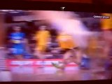 Créteil - Chambéry / LNH 25ème Journée / Handball / Tir de fou Pierre Montorier