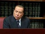 Berlusconi - Il Popolo della Libertà non si scioglie e non si divide (25.05.12)