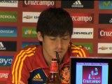 Espagne - Les espagnols sont prêts pour la Serbie.