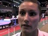 Ch. France Combats 2012 - Ruth Soufflet une fille en or