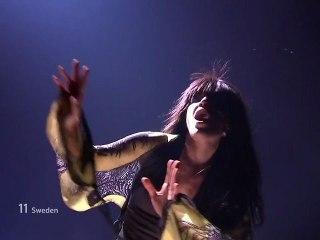 WINNER OF EUROVISION 2012 : Loreen - Euphoria (Suède)