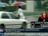 Se evalúan daños generados por lluvias en Cuba
