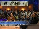 TV3 - Marató per la pobresa - Bassas entrevista Arcadi Oliveres