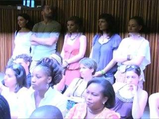 France Volontaires - conférence de presse - 14 mai 2012 - Institut Français du Bénin