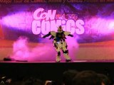 9.- Gundam - Concurso de Cosplay - Concomics Mayo 2012