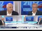 Législatives 2012 - Paul Leonetti de Corsica Libera sur France 3 Corse