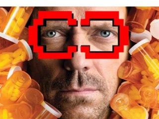 Dr. House le dernier épisode... en CinéMaSQuopE.