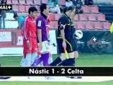 Liga Adelante Nástic 1  Celta 2