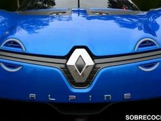 Renault Alpine A110 50 (En movimiento en el circuito Mortefontaine) - SOBRECOCHES.com