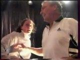 Fête des Jeunes 2002 - Finale Sabre Dames Charlotte Lembach
