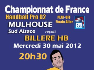 MULHOUSE Sud Alsace - BILLERE HB
