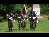 Journée du soldat d'outre-mer - Revue des troupes