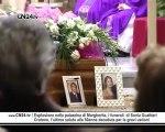 Esplosione nella palazzina di Margherita, i funerali  di Sonia Gualtieri