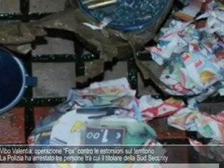 """Vibo Valentia: operazione """"Fox"""" contro le estorsioni sul territorio"""