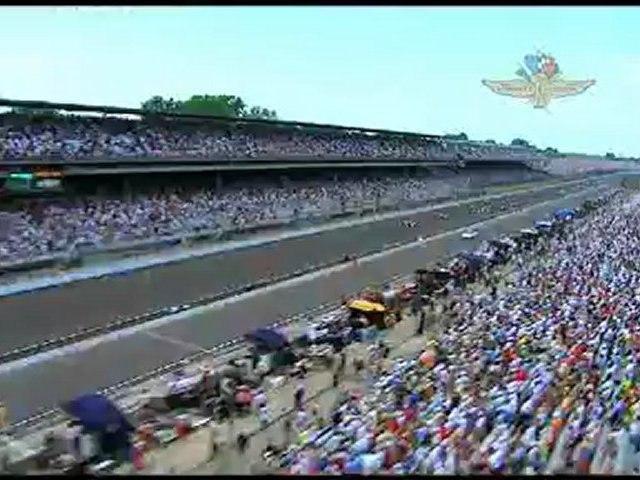 IndyCar - La sintesi della 500 Miglia di Indianapolis