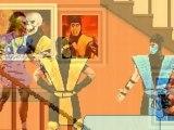Mortal Kombat Sitcom - Dorkly Bits (Dublado PT-BR)