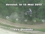 Vesoul, 2ème course du Championnat de Franche-Comté